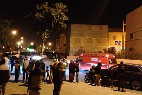 Guelmim: Un homme tire dans la rue avec un fusil de chasse, un mort et onze