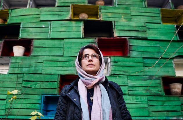 Ιράν: 38 χρόνια κάθειρξη και 148 μαστιγώσεις για την Νασρίν