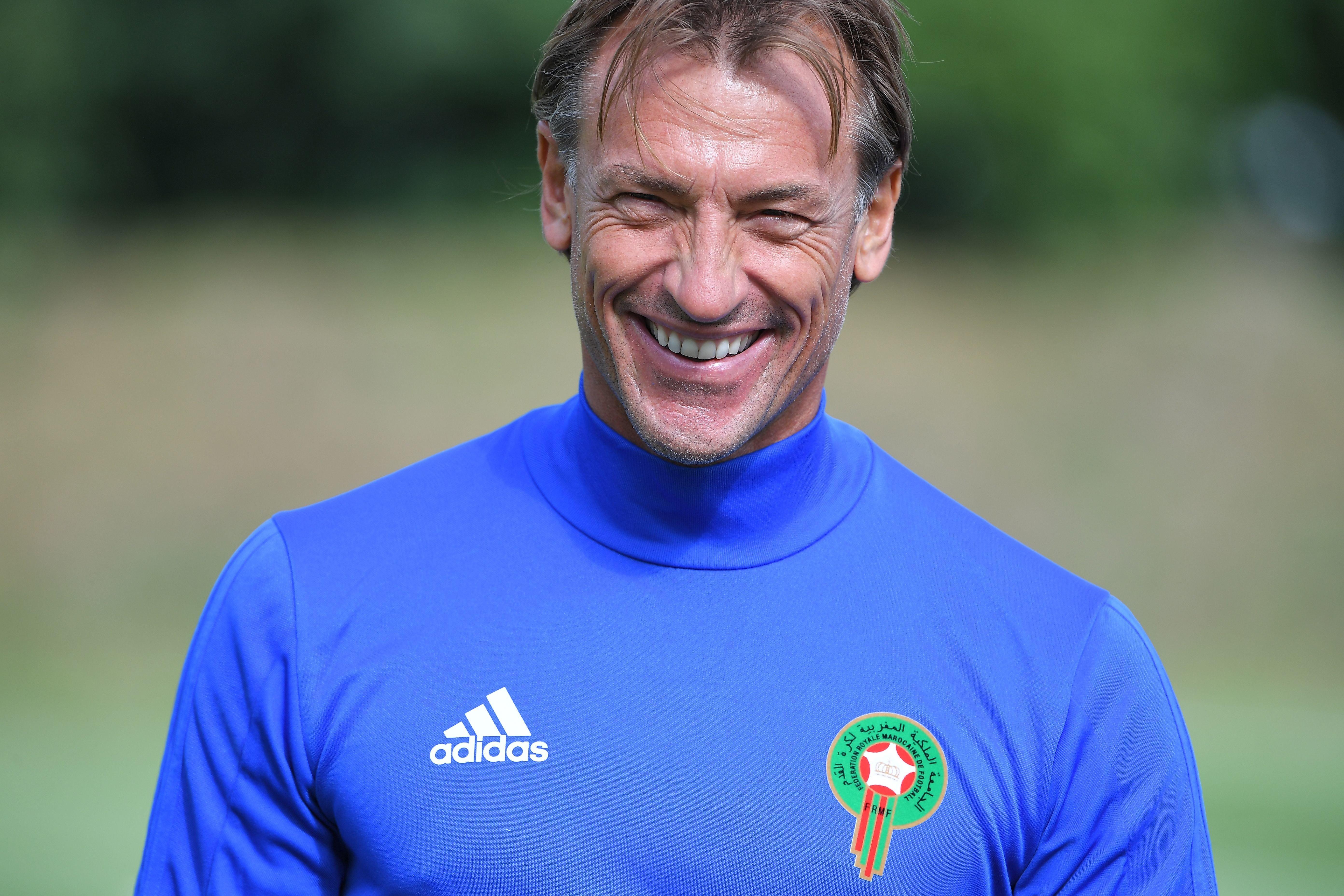 Hervé Renard divise sa liste de joueurs avant les matchs face au Malawi et à