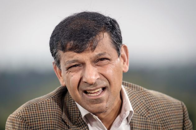 Raghuram Rajan Says Capitalism Is Under 'Serious