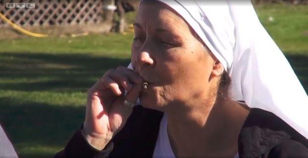 Nonnen in California haben Cannabis für sich als Heilmittel