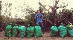 """""""Trash Challenge"""", le défi le plus utile du Web depuis"""