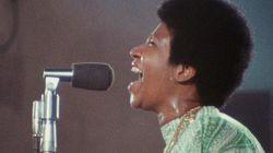 É difícil não se arrepiar com Aretha Franklin no trailer do documentário 'Amazing