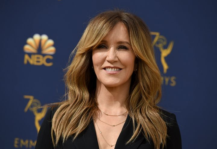 Actress Felicity Huffman and her husband are accused of paying $15,000 to help improve the SAT score of their elder daug