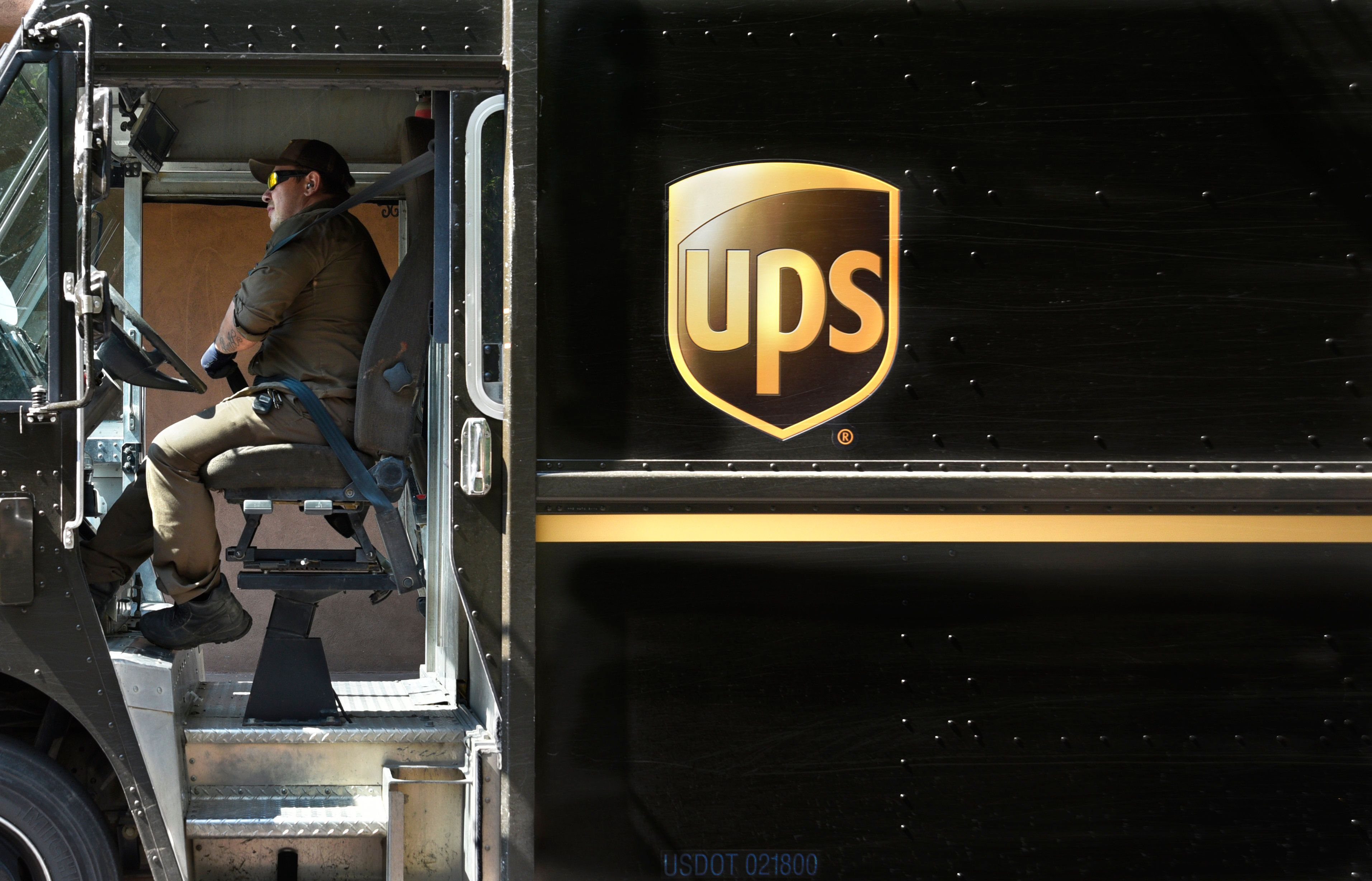 Teamsters Union Faces Revolt From Members Over UPS