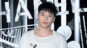 South Korean Seungri, member of K-Pop Boys Band Bigbang, attends the photocall for Chanel Paris-Hamburg 2017/18 M�tiers d'art launching event at SJ-Kunsthalle in Seoul, South Korea on June 22, 2018. (Photo by Lee Young-ho/Sipa USA)