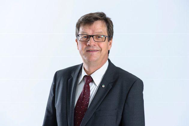 Frank Rudolph, Geschäftsführer beim Bundesverband Verrechnungsstellen Gesundheit