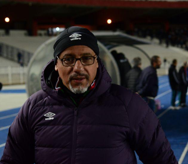 L'entraîneur du MCA