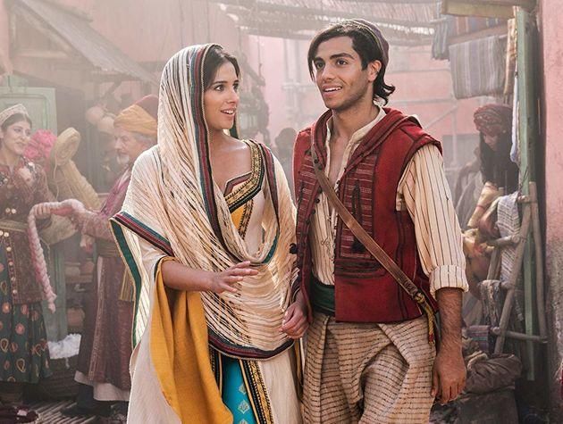 'Aladdin' estreia nos cinemas no próximo dia23 de