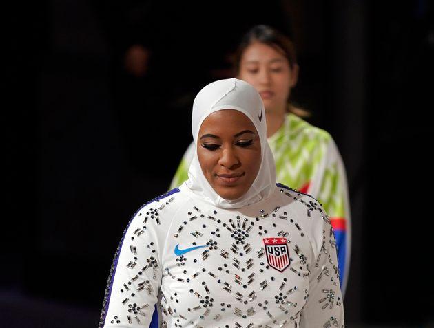 Hijab de sport :