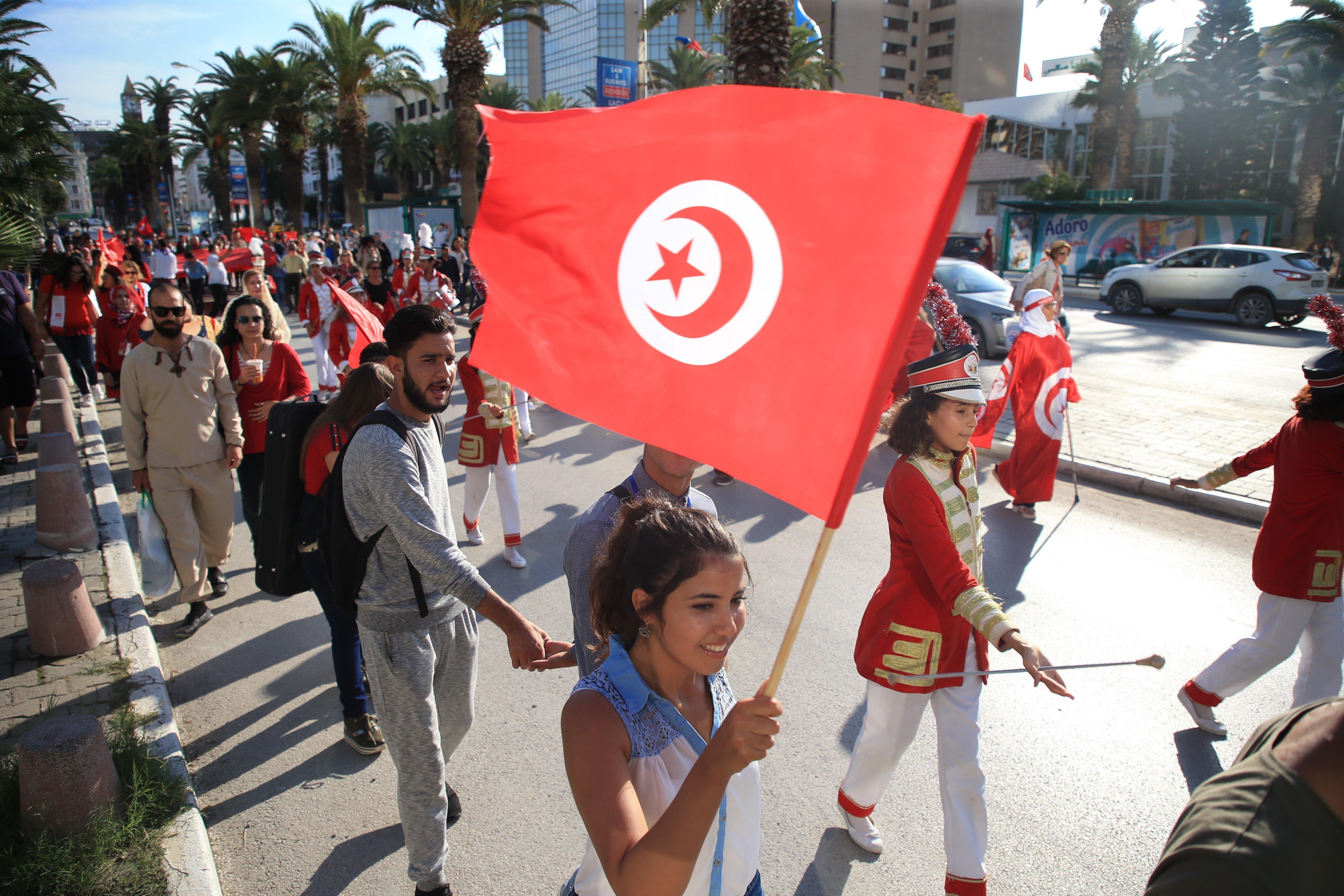 Tunisie: Vers une Démocratie
