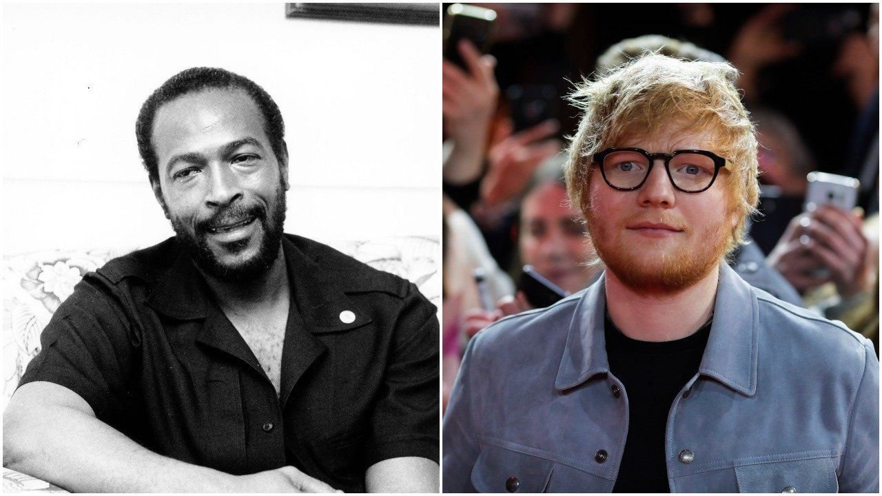 Marvin Gaye/Ed Sheeran