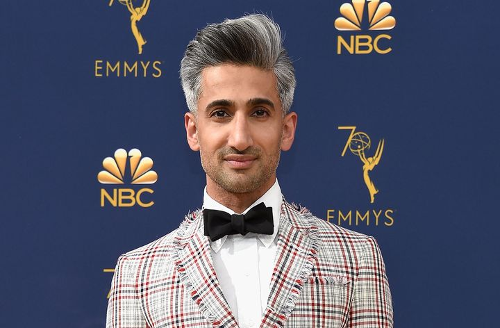 'Queer Eye' Star Tan France Reveals How Fashion Has Empowered Him