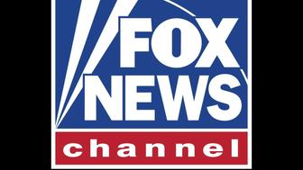 FOX NEWS CHANNEL logo, graphic element on black