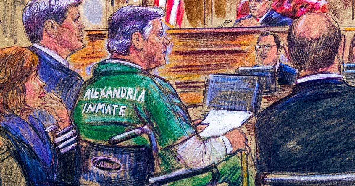 QnA VBage Paul Manafort Sentenced To 6 Years In Prison In Mueller Case