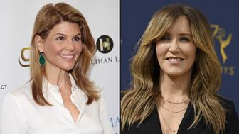 Prosecutors charged 50 people, including actresses Lori Loughlin and Felicity Huffman, in the largest college admissions scam ever prosecuted in the U.S.