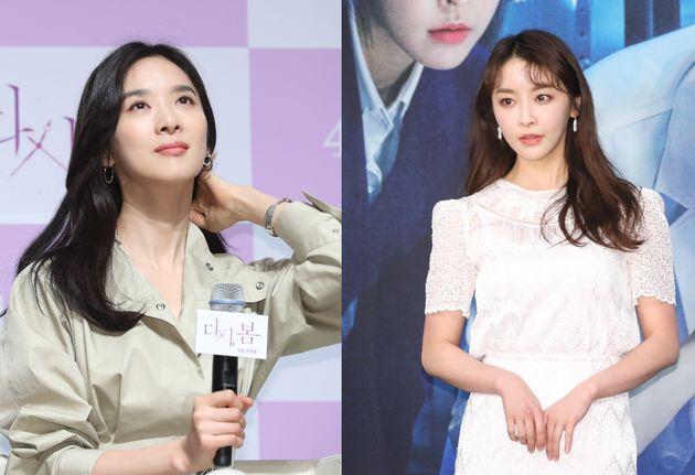 배우 이청아와 정유미가 '정준영 동영상' 찌라시에 대한 입장을