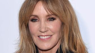 "MARCH 12, 2019: Actresses Felicity Huffman and Lori Loughlin were among those arrested in a college admissions bribery scandal. - File Photo by: zz/KGC-11/STAR MAX/IPx 2018 4/5/18 Felicity Huffman at the premiere of ""Krystal"" in Los Angels, CA."