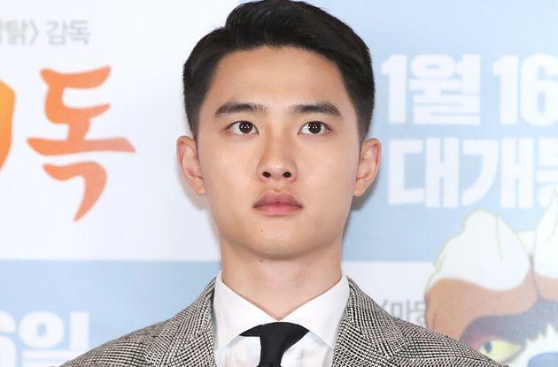 SM엔터테인먼트가 '디오(도경수) 재계약 불발' 보도에 대한 입장을