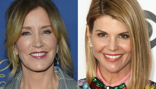Actors Felicity Huffman, Lori Loughlin Among 40 Charged By FBI In US College Admission