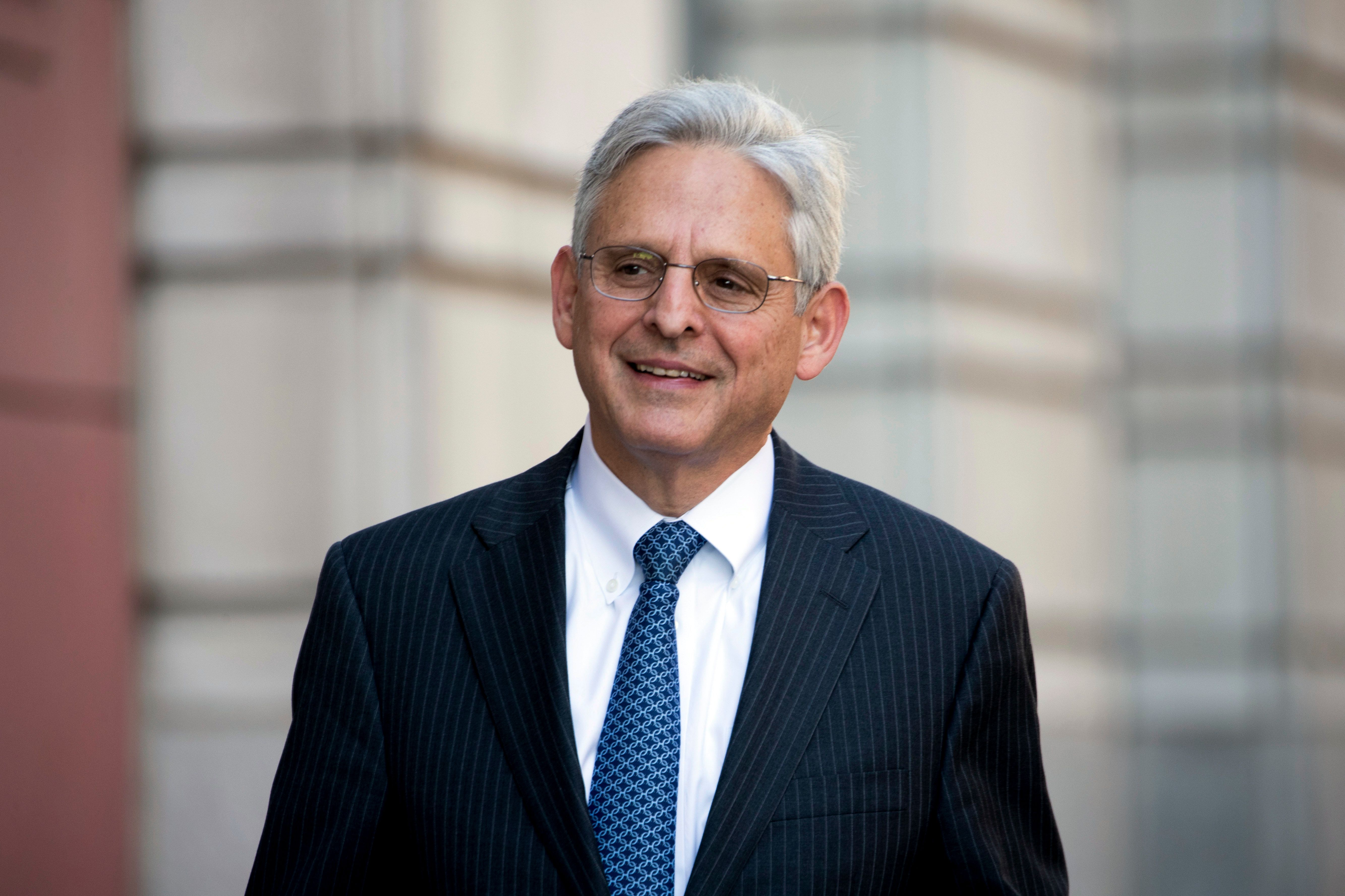 """Merrick Garland, the chief judge of the D.C. Circuit, said the new policies were crafted to """"fix the problem"""" of workplace ha"""