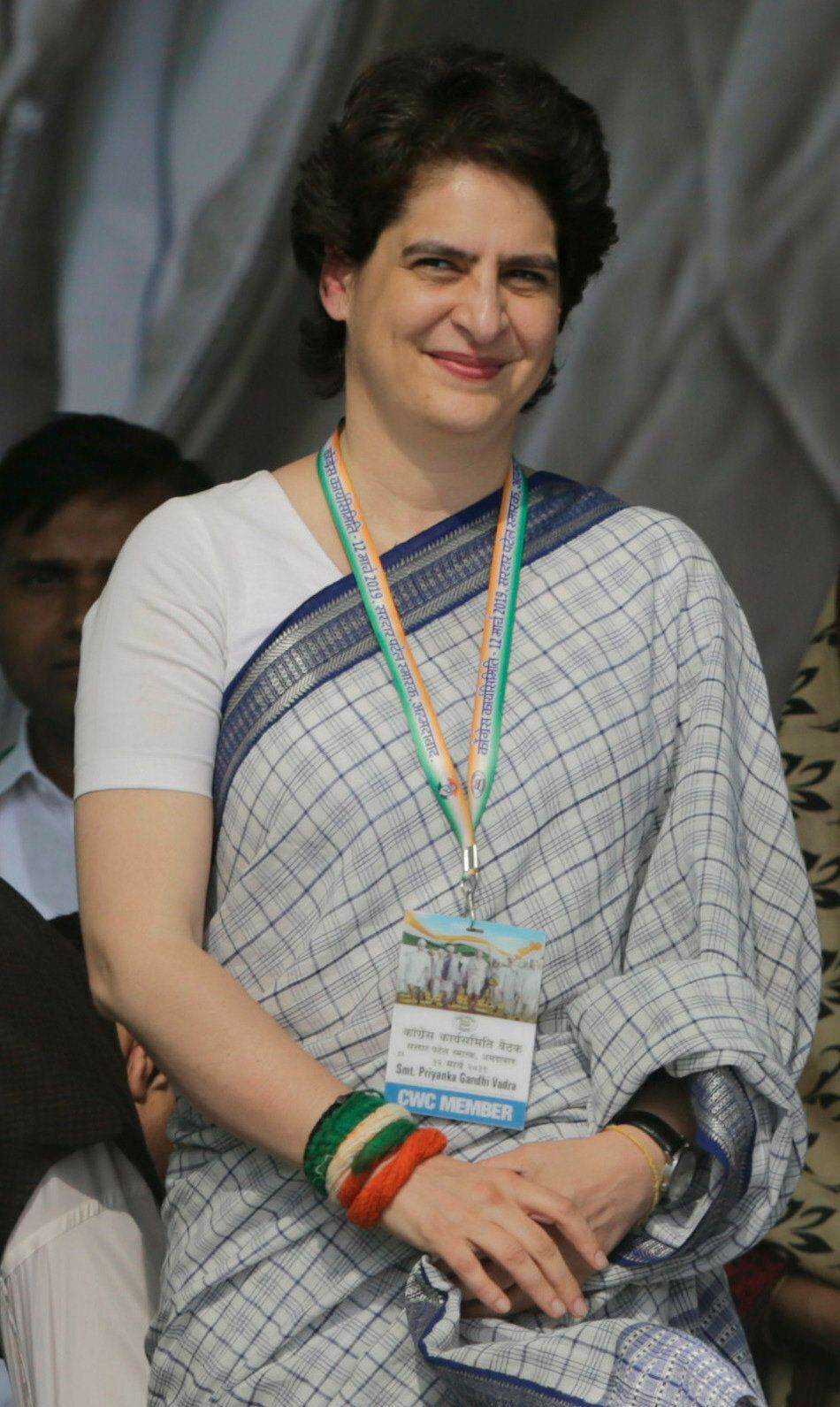 'The Truth Lives On': Priyanka Gandhi Tweets For The First