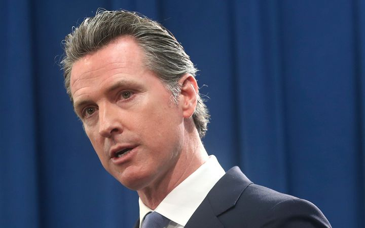 California Gov. Gavin Newsom is also withdrawing the lethal injection regulations that death penalty opponents already h
