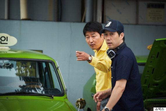 [허프 인터뷰] '택시운전사'의 결정적 장면에 대한 장훈 감독의