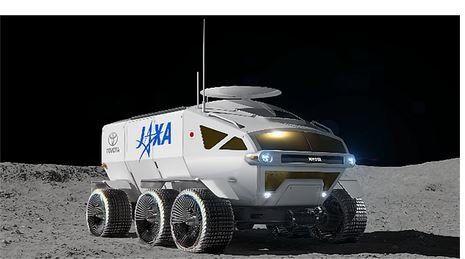 Η Toyota δημιουργεί το πρώτο ιαπωνικό ρομποτικό όχημα εξερεύνησης της