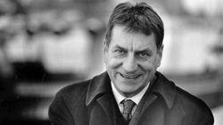 Ο πολυβραβευμένος Ιταλός συγγραφέας Κλάουντιο Μάγκρις στην