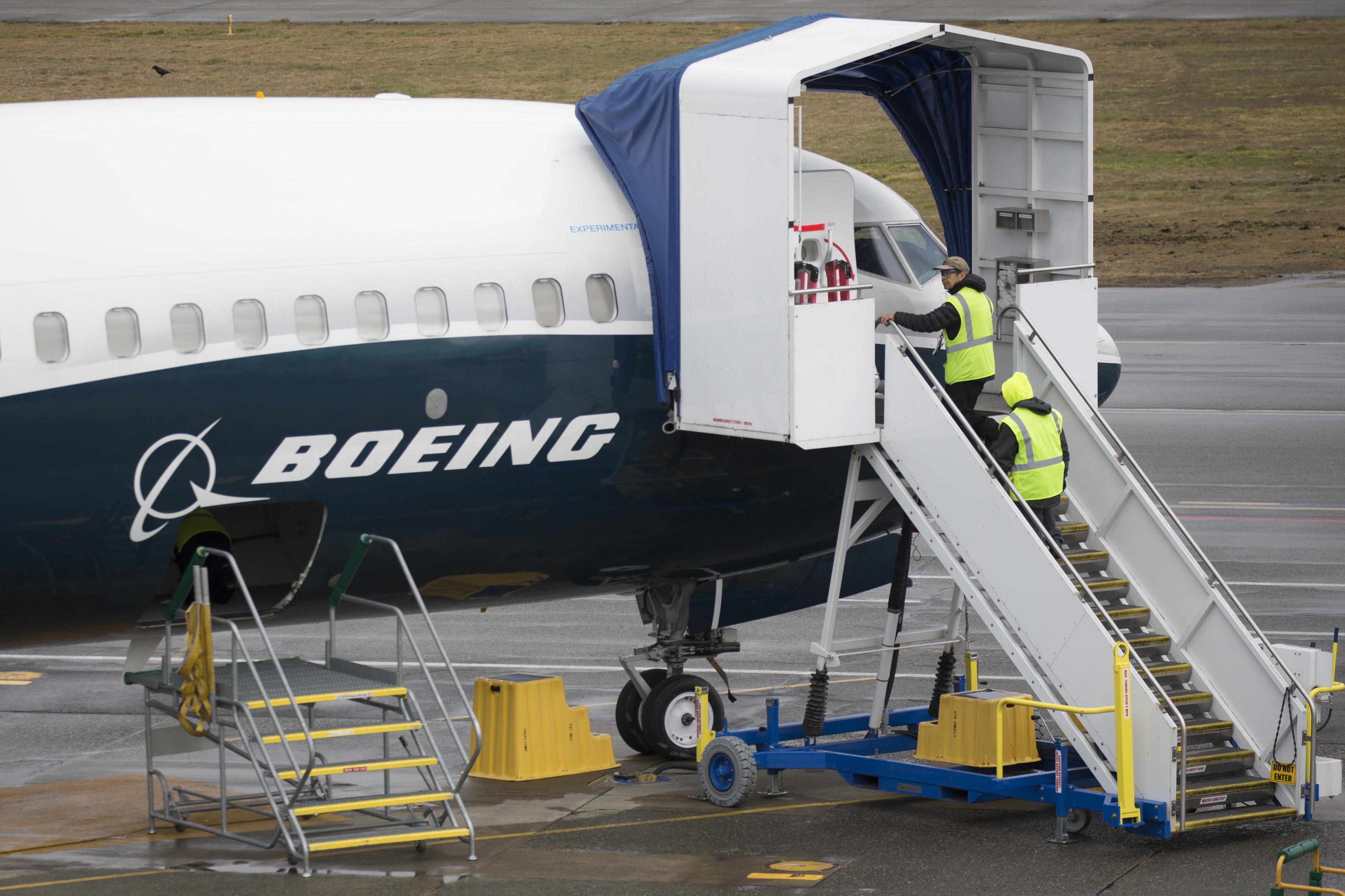 Αναστολή πτήσεων αεροσκαφών Boeing 737 Max 8 και 9 και στην
