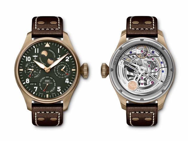 Έντεκα νέα ρολόγια που κέρδισαν τα βλέμματα στην Έκθεση της