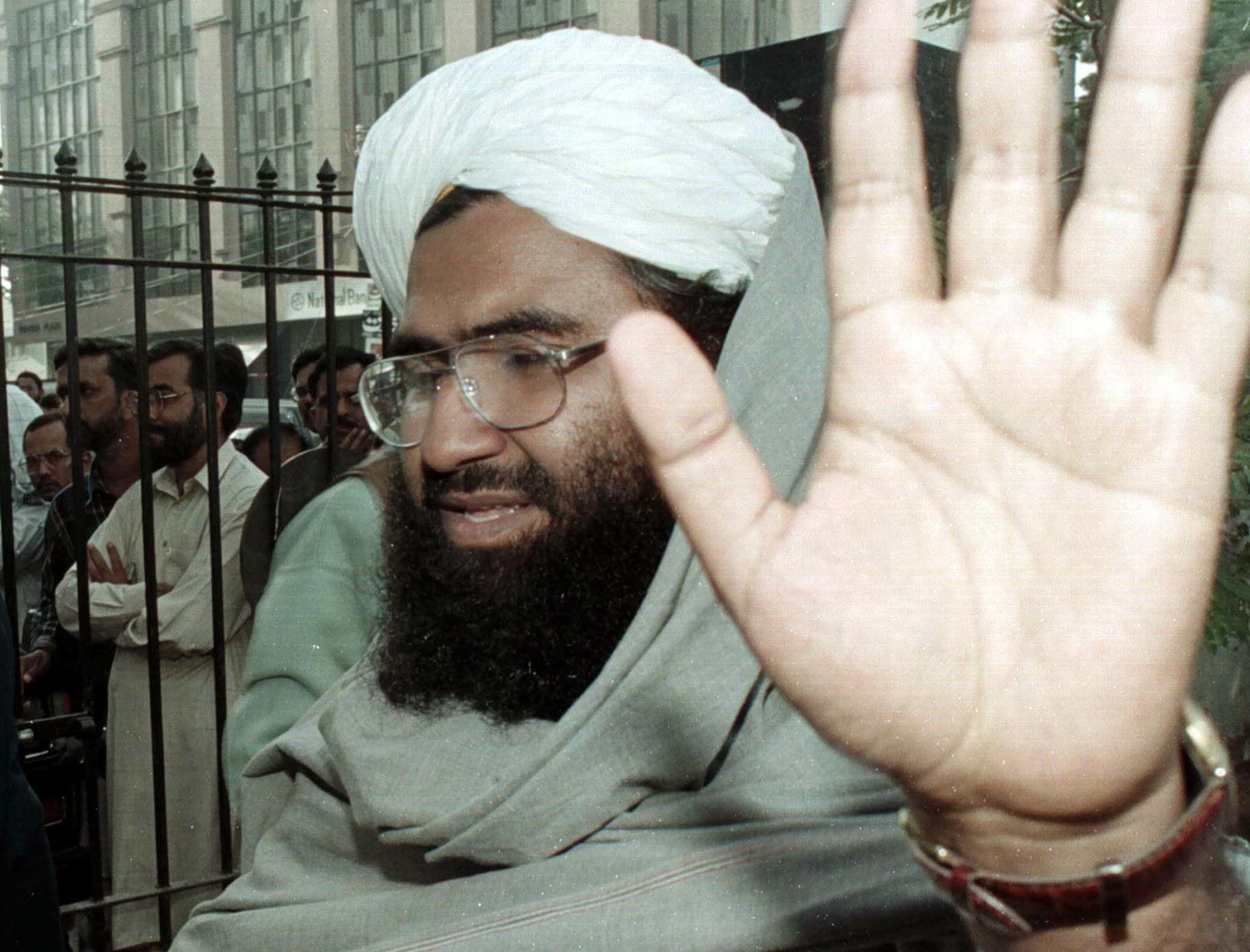 China Again Blocks Bid At UN To List JeM Chief Masood Azhar As Global