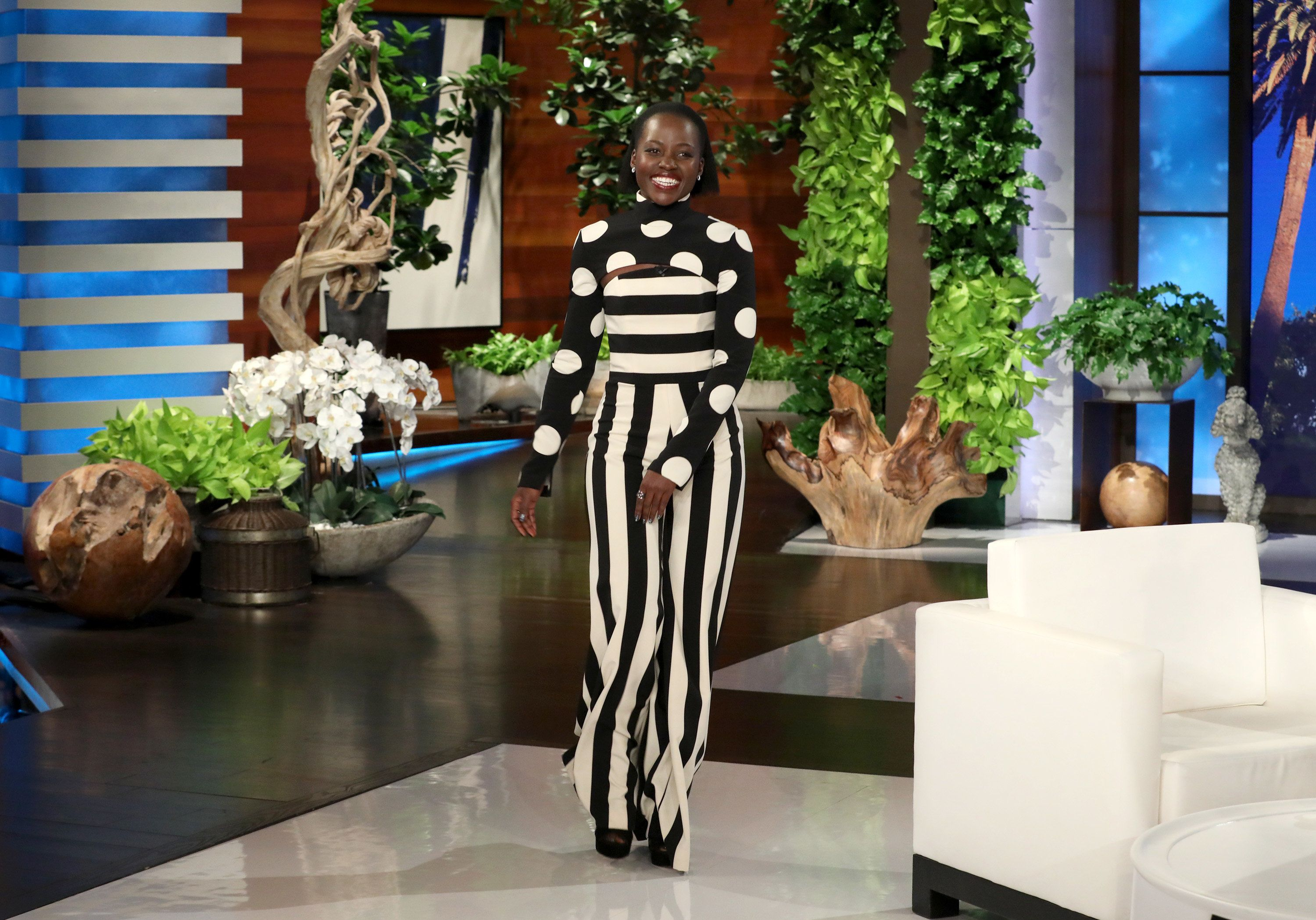 Lupita Nyong'o Says 'Us' Required Her To Go To 'Dark Places' Within