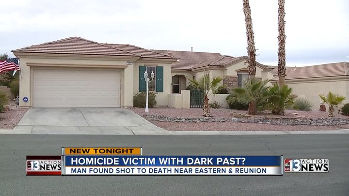 Former New Jersey priest John Capparelli was found shot dead inside of this Nevada home on Saturday.