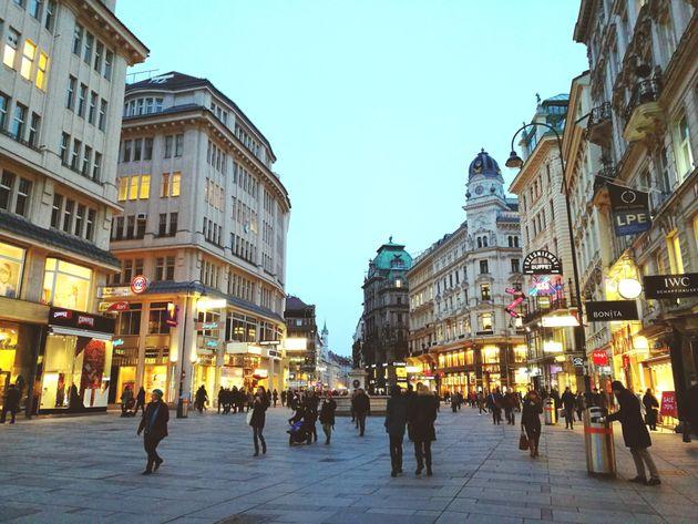 Vienne est à nouveau en tête du