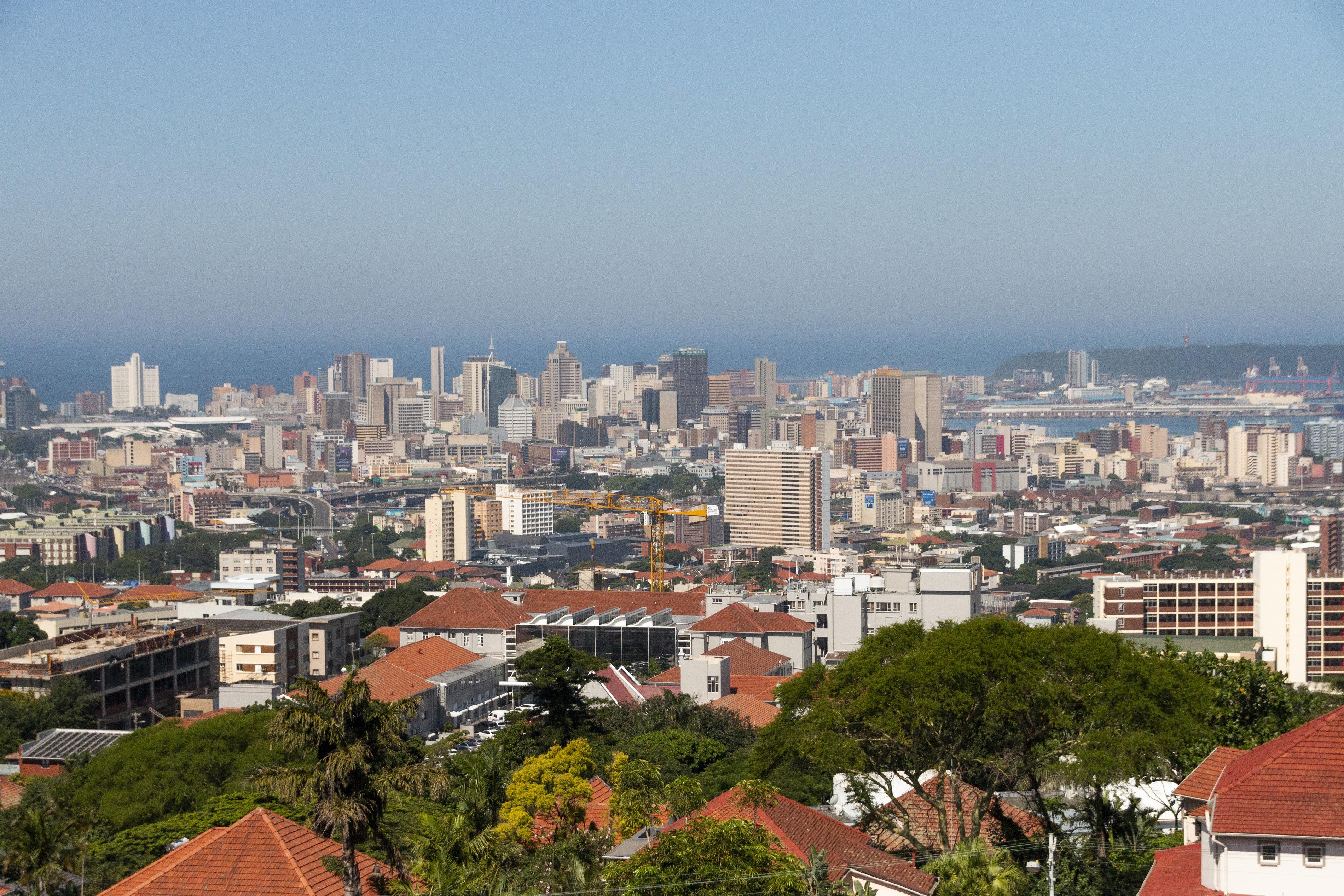 Durban est la ville la mieux classée