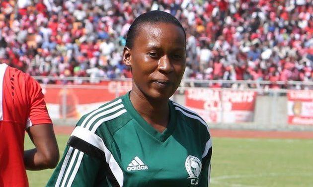 Jonesia Rukyaa Kabakama arbitre