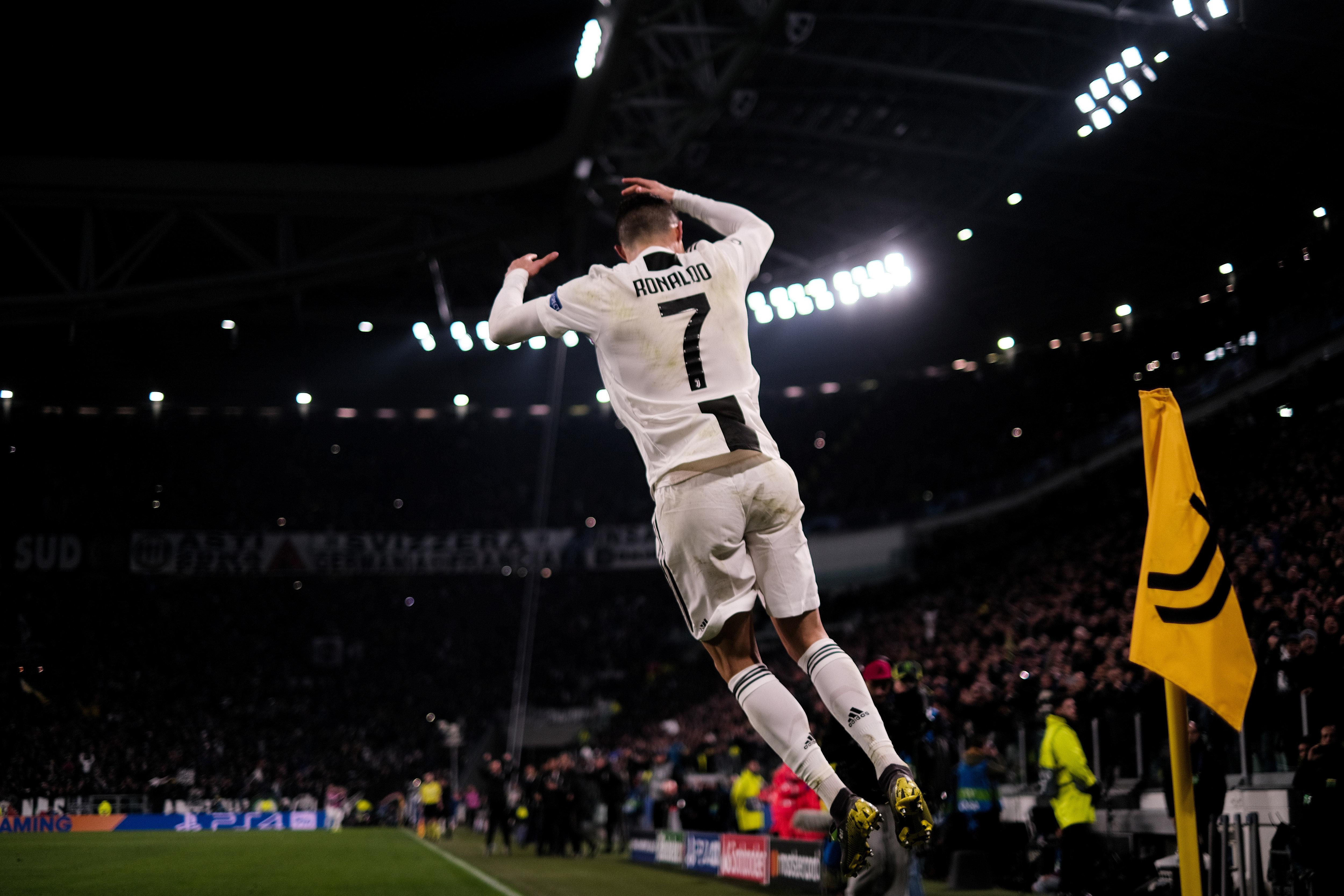 La Remontada de la Juventus grâce à un Cristiano Ronaldo