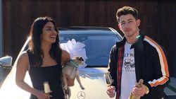 Nick Jonas Got Priyanka Chopra An Extravagant Present After 'Sucker' Reached No.