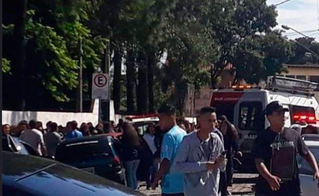 Βραζιλία: Πολύνεκρη επίθεση σε σχολείο - Οι έφηβοι δράστες