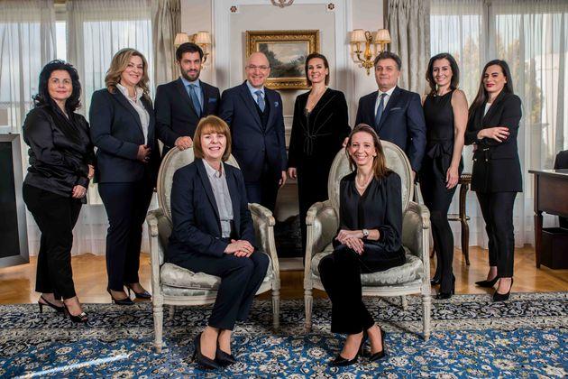 Η ομάδα της Sotheby's