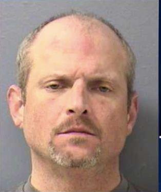 Daniel Sober, 44, waspulled over for suspected drunken driving on March 9 inButler County,