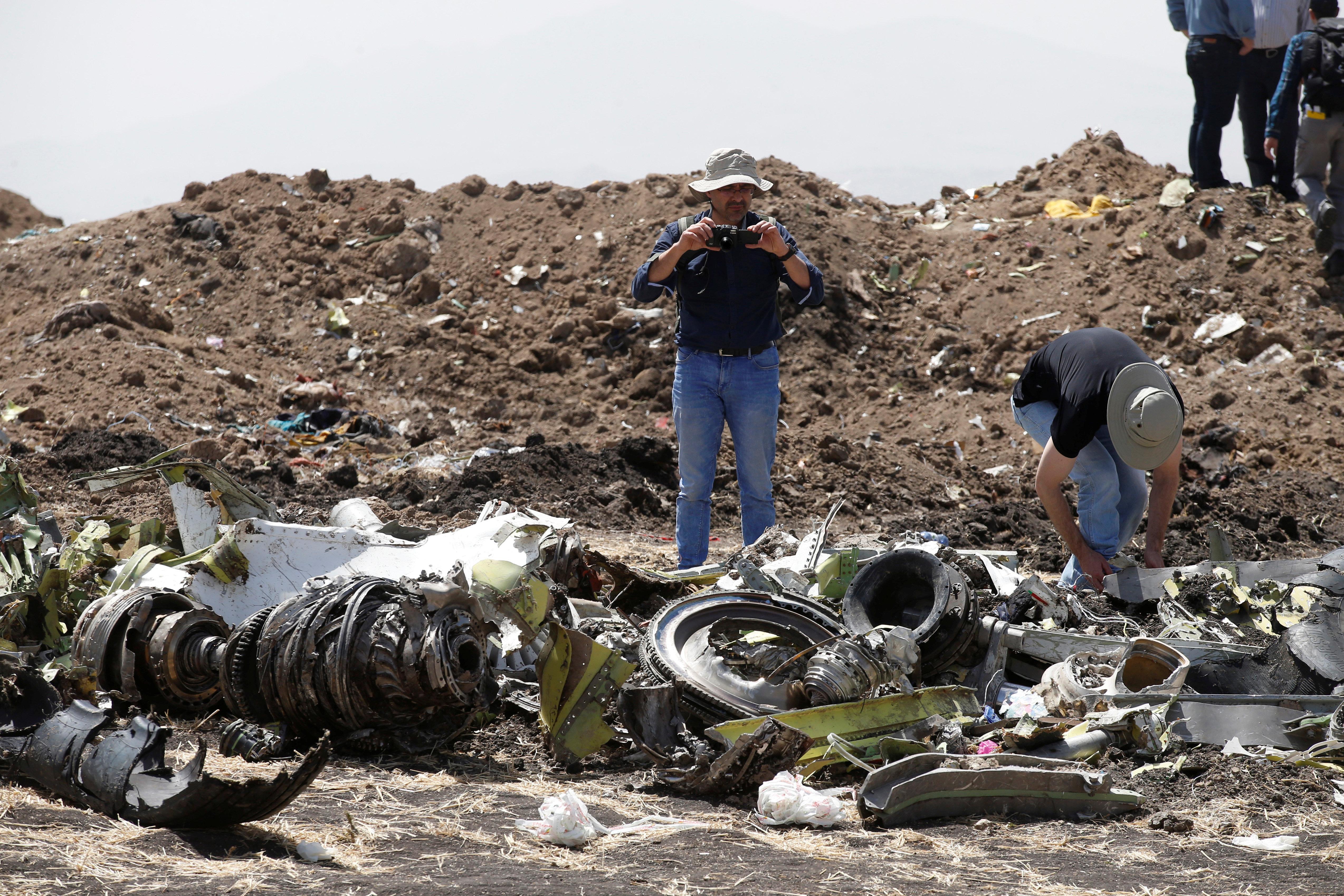 Πρόβλημα ελέγχου ανέφερε ο πιλότος του μοιραίου Boeing πριν τη