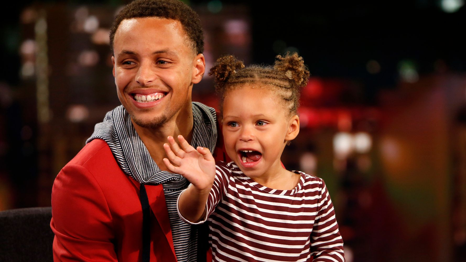 12 Sweet Parenting Quotes From Stephen Curry Huffpost Life