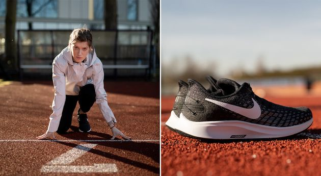 f6462c7e43 Nike's Lace-Free Pegasus FlyEase Running Trainers Will Help Those ...