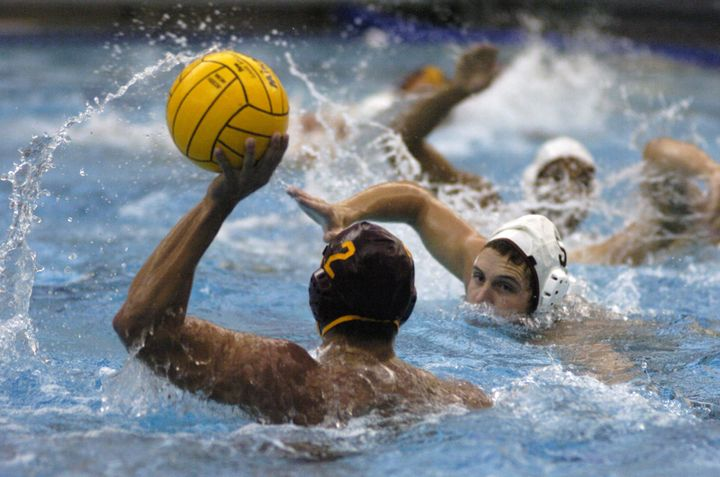 Sixty-five percent of Division I water polo athletes are white, an even larger majority than in D-I college sports as a whole