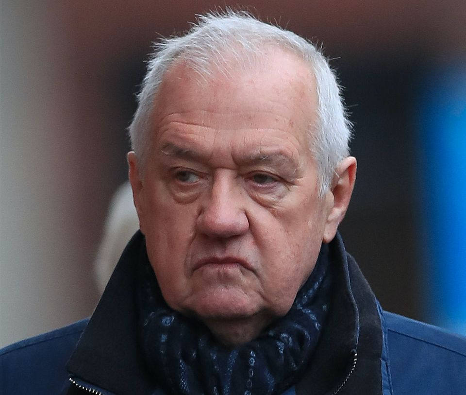 David Duckenfield, who was match commander at the Hillsborough