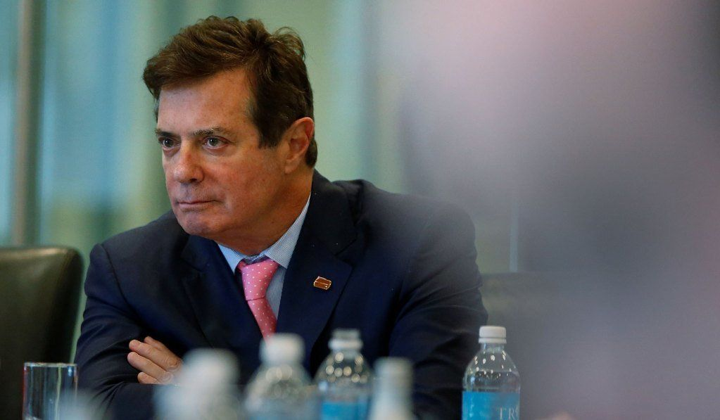 Paul Manafort on Wednesday was sentenced to an additional 43 months in prison in federal court in Washington, D.C. in connection with the undisclosed lobbying work he did on behalf of a Ukrainian political party, just days after receiving a 47-month sentence in a separate case in Virginia.