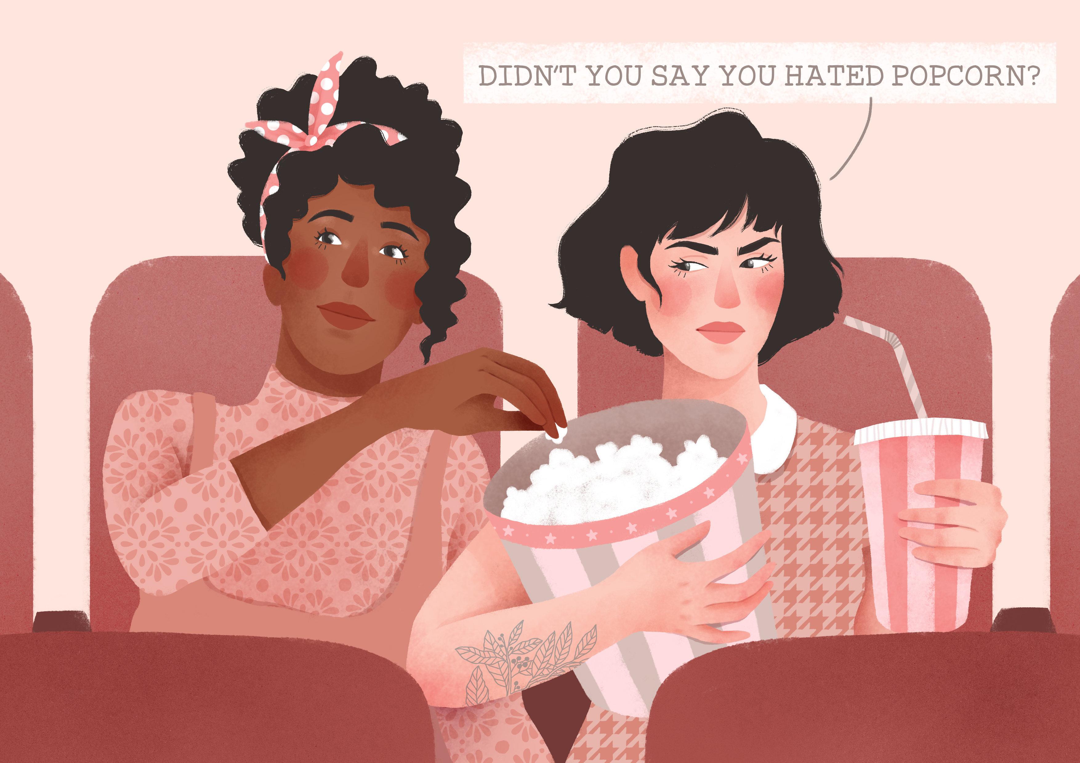 Art provided by Tumblr Creatr Priscila Barbosa